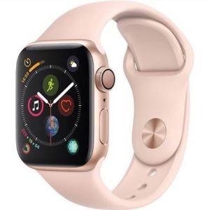 Apple Watch Series 4 Rose Gold
